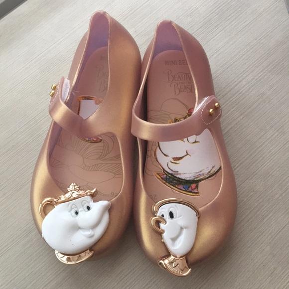 Mini Sed Shoes Beauty The Beast Jelly Poshmark